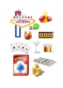 Casino Gambling | Vector Elements | VectorVice