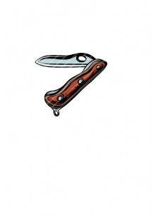 Gang Vector Pack  | Penknife Vector Image | VectorVice
