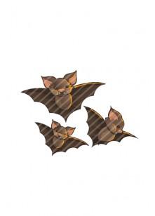 Halloween Vector Pack | Bats Vector Image | VectorVice