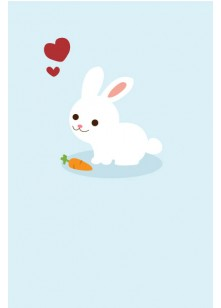 Vector Rabbit | Kids Vector Pack | VectorVice