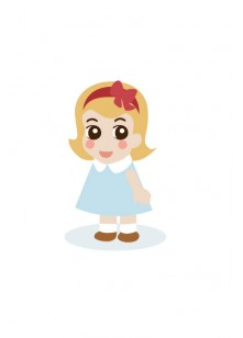 Vector Girls | Kids Vector Pack | VectorVice