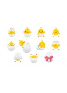 Easter Vector Pack   Vector Graphics   VectorVice