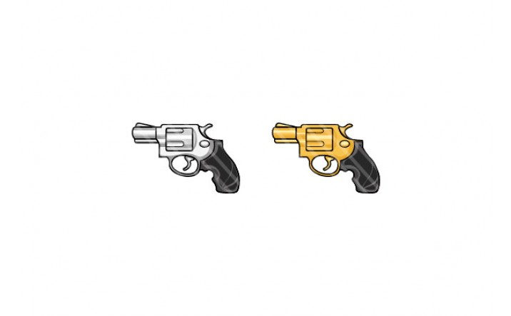 gold-pistol-silver-small-gun-vector-graphics-pack