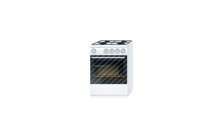 Oven-vector-image