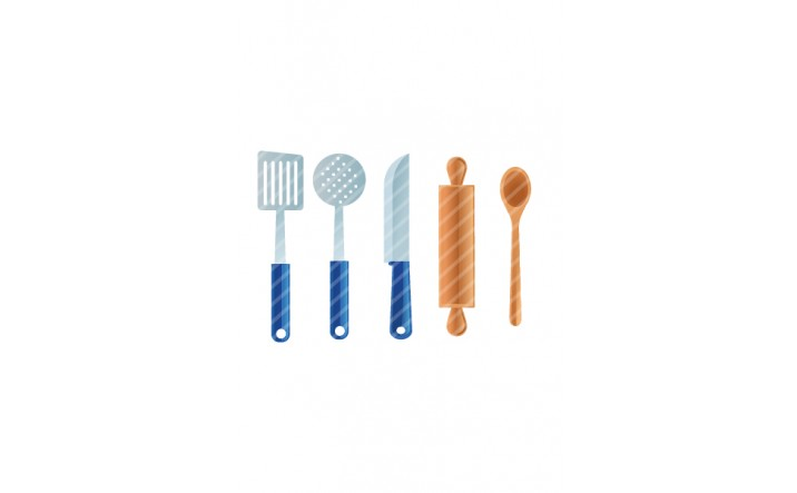 Dishes-vector-image