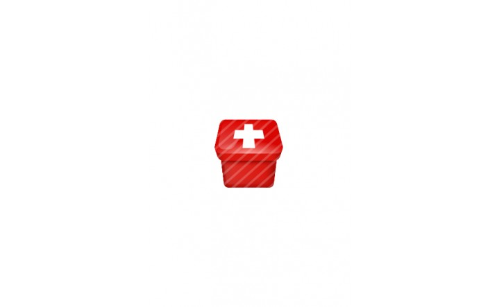 Medical-box-Icon-vector-image