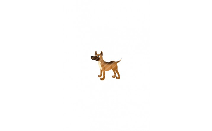 Police-dog-vector-image