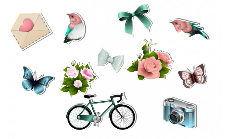 Spring Vector Pack | Flower Vector Image | VectorVice