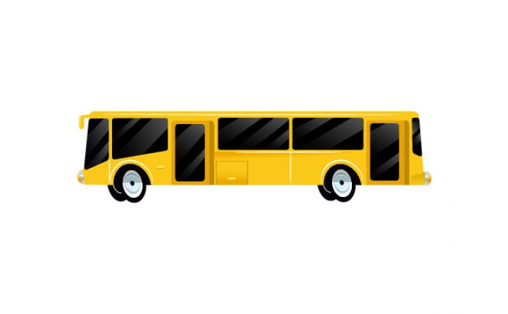 Cars Vector Pack   Vector Bus Vehicle   VectorVice