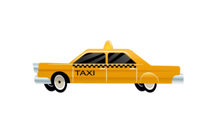 Cars Vector Pack   Vector Taxi Vehicle   VectorVice