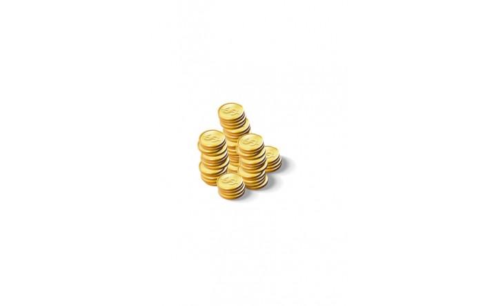 Casino Gambling | Coins Vector Image | VectorVice