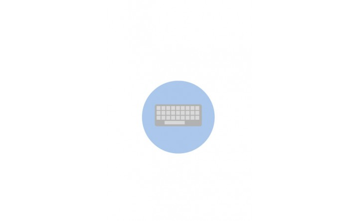 Flat UI Icons Vector Pack Keyboard | Vector Icons | VectorVice