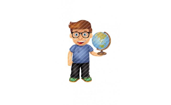 Geek Vector Pack | Vector Characters | VectorVice