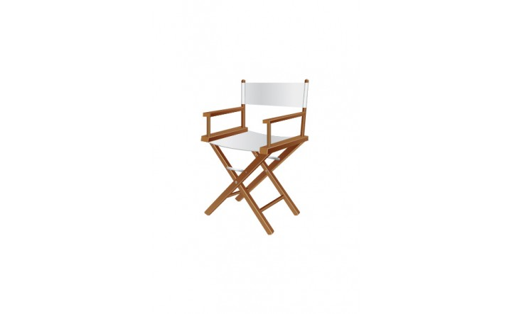 Hollywood Vector Pack | Director Chair Vector Images | VectorVice