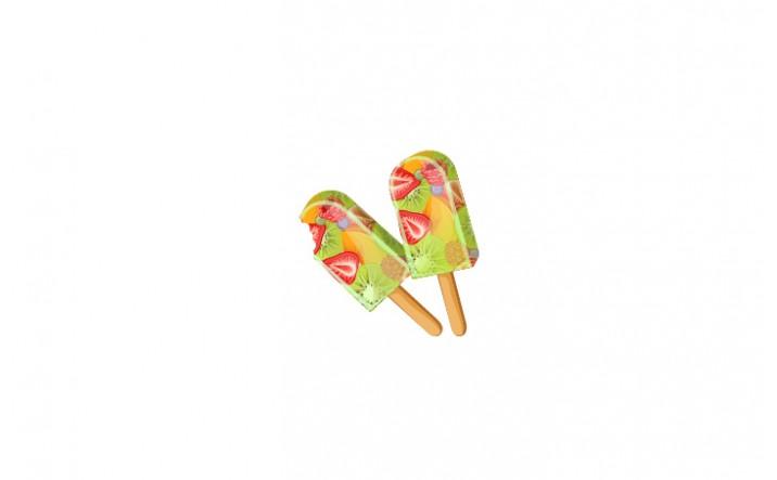 Summer Snacks Vector Pack | Ice Cream Vector Image| VectorVice