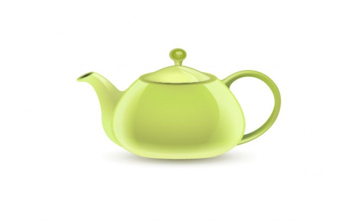 Tea Vector Pack | Teapot Vector Images | VectorVice